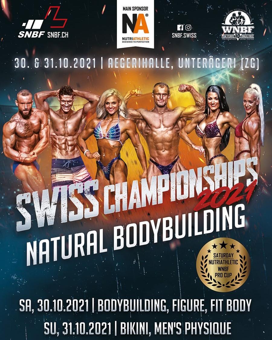 SNBF Bodybuilding Streaming